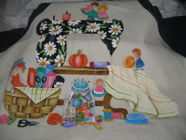 pintura em tecido – Página 3 – Ofabulosomundodalili's Blog