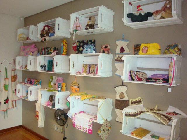 Idéias para decorar seu ateliê – Ofabulosomundodalilis Blog